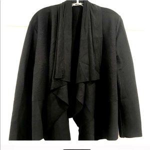 Issey Miyake Pleated Plissé Jacket